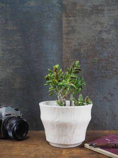 Keramik, Eferding, Übertopf, Blumentopf, Porzellan, Meindl, jm-keramik.com, julian meindl Planter Pots, Vase, Vases, Jars