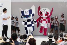 Οι φουτουριστικές μασκότ των Ολυμπιακών Αγώνων του Τόκιο 2020 έχουν όνομα