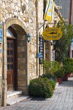 Town of Polis - Akamas, Cyprus