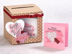 The secrets on how to make adorable Valentine boxes for kids, teachers, or friends! Great to bring to school.