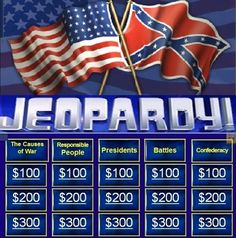 Civil War and Reconstruction Jeopardy {Social Studies} Social Studies Games, 7th Grade Social Studies, Social Studies Classroom, History Classroom, History Education, Teaching Social Studies, History Teachers, Teaching American History, American History Lessons