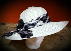 Check out this item in my Etsy shop https://www.etsy.com/listing/517947479/wide-brim-sunhat-kentucky-derby