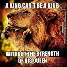 Treat him like a king like he deserves and he will reciprocate!