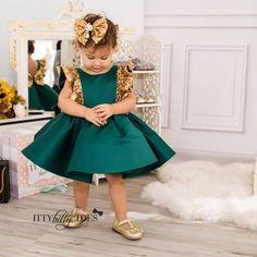 Ezmeralda Dress