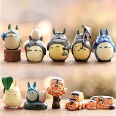 So awesome. Love all the Totoro toys. Etsy listing at https://www.etsy.com/listing/189534578/new-accessories-hayao-miyazaki-totoro