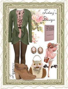 """Falling into Autumn"" by Brittany on Polyvore (contest set)"