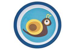 Sebra melamin tallerken dreng - Tinga Tango Designbutik - Interiørbutik - Interior - Brugskunst - Design - Kunst - Webshop - Billig fragt - illustrationer - porcelæn - keramik - Tinga Tango Designshop. Interior Shop - Interior - Boutique - Design - Art - Webshop - Cheap Shipping - Kunsthåndværk - Dansk kunsthåndværk - Køkken - Kitchen