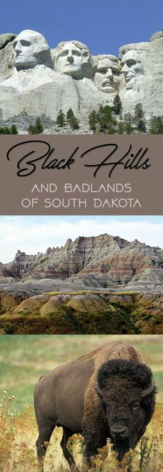 Family travel: Find out what is so great about the South Dakota Black Hills & Badlands; home of Mount Rushmore (AD)