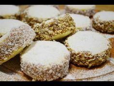 ПЕЧЕНЬЕ (Пирожные) АЛЬФАХОРЕС | Нереально вкусное! | Alfajores | Cookies/ sandwich cookies - YouTube