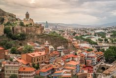 Visiting Tbilisi, the best place to start your Georgia road trip
