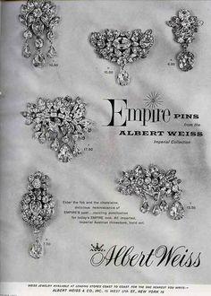 Weiss Vogue 1958