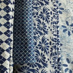Introducing huge collection of white indigo block print which has a unique hand wax batik effect ........hurry before the stock gets over.