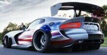 Viper Race Car Maserati, Bugatti, Ferrari, Liberty Walk, Maybach, Koenigsegg, Viper, Aston Martin, Exotic Cars