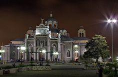 Fotografía: Destinos Reps - Basílica de los Ángeles - (Costa Rica)