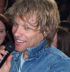 Jon Bon Jovi. Cute, cute, cute.