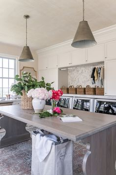 Laundry Room Tour... - Rach Parcell