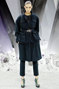 Chanel Fall 2012 Ready-to-Wear Collection on Style.com: Runway Review