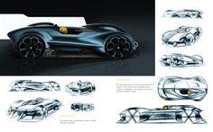 Bentley EXP Speed 12 by Florian Westermann