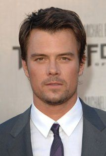 Josh Duhamel.  Maybe a little too old to pull off the part but gorgeous all the same.