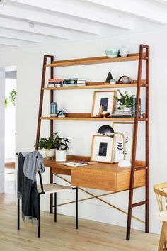 Do you find it hard to focus when working from home? These home-office decorating ideas will make you feel inspired and productive.