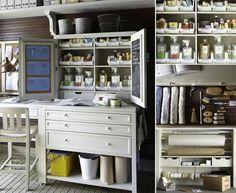 Martha Stewart's Homekeeping Room