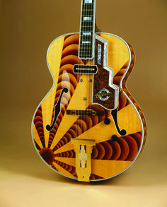 The Return of the Art Guitar-article in Nashville Arts magazine about a few of Bruce's exquisite art guitars.