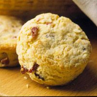 Tried this without orange peel, used blueberry infused craisins and blueberry yogurt. Best biscuits I ever made! Will probably try to modify recipe for plain biscuits, also!
