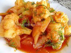 Mancare de conopida Cauliflower Fried Rice, Cauliflower Recipes, Tofu, Vegan Recipes, Cooking Recipes, Cooking Challenge, Romanian Food, Romanian Recipes, Tasty