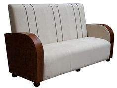 Orleans Art Deco Sofa and Chair - English Sofas