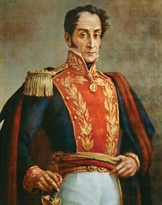 History: The person in the picture is Simon Bolivar he lead an army in 1700 to claim Colombia's independence from Spain. In 1810 they finally got their independence from Spain. He made a Government called The Gran Colombia  Republic. There territory controlled Now in  day Venezuela,Ecuador  and Panama. In 1830 Venezuela and Ecuador withdrew from the Republic. Then  With the help of the USA Panama got its independence in 1903.  In 1910 Colombia changed its Name to the Republic of Colombia. 11