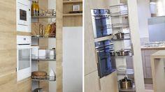 J'adore cette photo de @decofr ! Et vous ? (Source : http://www.deco.fr/photos/diaporama-rangements-malins-agrandir-petites-cuisines-d_2044)