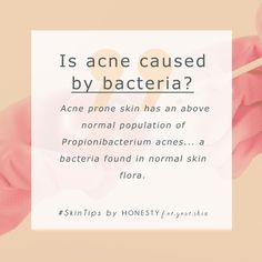 If your acne is not caused by bacteria it could be caused by hormones or a dietary allergy. Explore different methods and remedies and if you're still unsure visit a dermatologist for some professional advice. - March 09 2019 at Acne Skin, Acne Prone Skin, Oily Skin, Acne Scars, Acne Face, Sensitive Skin, Natural Acne Remedies, Home Remedies For Acne, Pimples Remedies