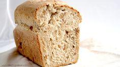 Recette de pain aux noix et au seigle