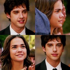 brandon and callie the fosters episode 3x09