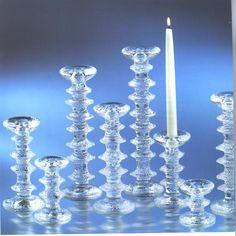 Iittala Festivo candleholders