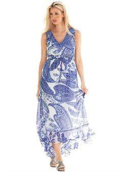 Beaded High-Low Dress | Plus Size New Dresses | Jessica London