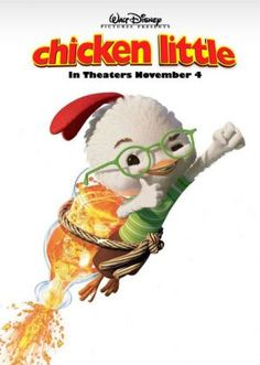 67 Best Disney S Chicken Little Images Chicken Little Disney