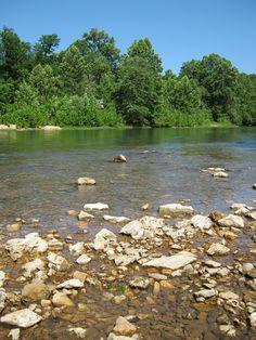 Ozark National Scenic Riverways - Missouri (2011)