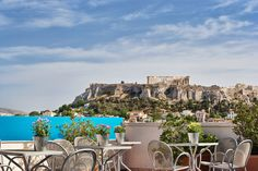 Arion Athens Hotel is ideal for couples since it is one of the few hotels in Athens that enjoy a truly amazing view of the Acropolis from its 7th floor terrace. Enjoy it with a glass of wine and your significant other and allow yourselves to get carried away with this romantic, impressive, inspiring, exciting city image.