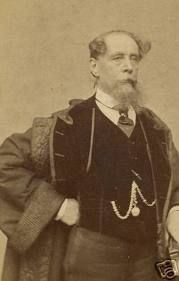 Charles Dickens (2/7/1812 - 6/9/1870) author/novelist