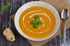 Jednoduchá dýňová polévka - 1001 Voyages Gourmands