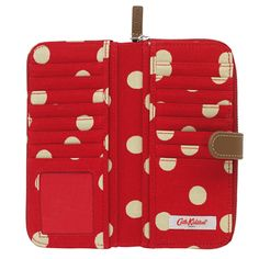 On Spot Global Wallet Gifts Under 50 Cathkidston