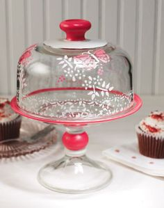 Martha Stewart Crafts™ Butterfly Cake Dome