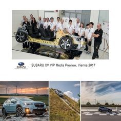 Subaru XV V.I.P. Media Preview, Vienna 2017, Driving Camp Pachfurth  #Subaru #test #drive Subaru, Marketing, Vienna, Vip, Movie Posters, Psychics, Film Poster, Billboard, Film Posters