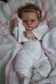 Reborn Girl Baby Doll Max by Gudrun Legler *SOLD OUT*LIMITED EDITION*