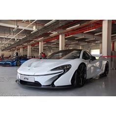 What color would you choose for your P1? By our member @auto_furtography…