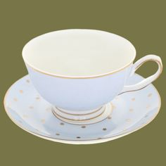 Miss Darcy Teacup and Saucer