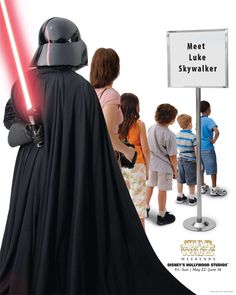 25 Star Wars Weekends Ads - #starwars