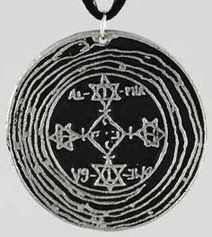 Solomon's Magic Circle Amulet $7.95
