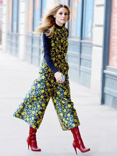 The Prettiest Colors to Wear This Spring, According to Olivia Palermo via @WhoWhatWear